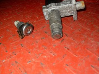 Chinese QMB GY6 150cc Scooter Ignition and Lock Scooter Parts @ Moped