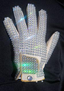 Michael Jackson Billie Jean Motown 25 Anniversary Glove
