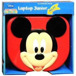 DISNEY MICKEY MOUSE CLUBHOUSE TOY LAPTOP COMPUTER NEW
