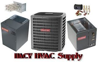 Ton 18 Seer 2 Stage Heat Pump System DSZC180361_MBV​C1600_CAPF3743