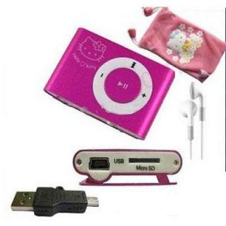 Brand New HELLO KITTY  player bundle with case (UK SELLER)   Choose