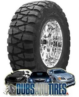 40/15.50 22 New Nitto Mud Grappler Tires Qty 4 Mud Terrain Tires 40