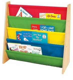 New Book Rack For Kids Childrens Book Multi Color Organizer Book Rack