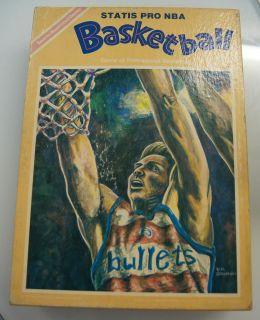 Season Cards SPORTS ILLUSTRATED GAMES STATIS PRO NBA BASKETBALL 9260