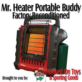Reconditioned Mr. Heater MH9BX   Indoor Portable Buddy Propane Heater