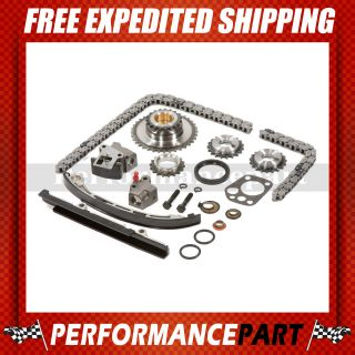4L KA24DE Timing Chain Kit Xterra Altima Frontier (Fits Altima)