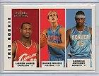 04 03 04 FLEER ULTRA SEALED 2 NBA BOXES LEBRON JAMES WADE ANTHONY BOSH