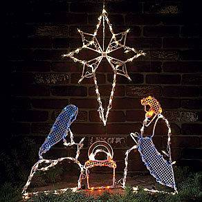 Topics related to outdoor nativity sets clearance