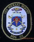 US Navy Seal Michael P Murphy NYFD Patch Multicam ACU