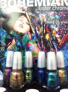 chrome nail polish in Nail Polish