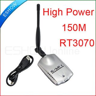 D2096D150Mbps WiFi Wireless Network Card Adapter USB GSKY 27 High