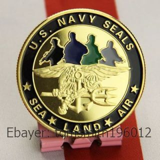 Navy Seal / Military Challenge Coin 392