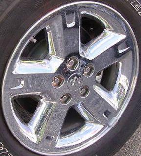17 Chrome Alloy Wheel 2007 2010 Dodge Nitro NEW
