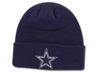 dallas cowboys knit hat in Football NFL