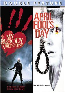 My Bloody Valentine April Fools Day DVD, 2008