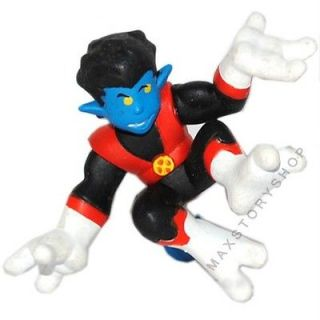 SUPER HERO SQUAD X MEN NIGHTCRAWLER ACTION FIGURE RARE COMICS F70