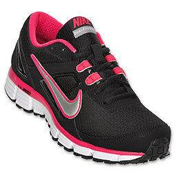 Nike Womens Dual Fusion Run ST Training Shoe 407847 001 NIB