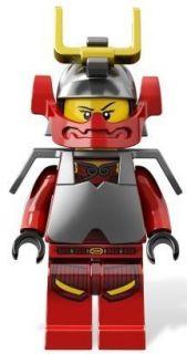 LEGO Ninjago SAMURAI X minifigure   Nya   9448 9566