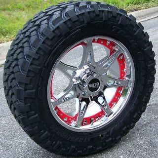 MOTOMETAL 961 WHEELS & NITTO TRAIL GRAPPLER TIRES TOYOTA TUNDRA 5X150