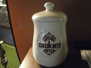 vintage mccoy cookie jars in Pottery & Glass