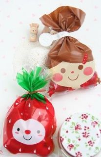 20 Baking Cookie Gift Wrapping Packing Cellophane OPP Bags   2Types