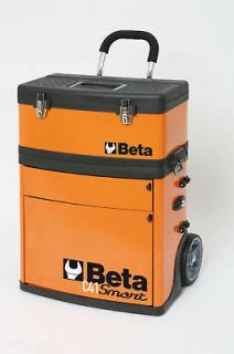 Beta Tools Orange Module Tool Box Smart Trolley