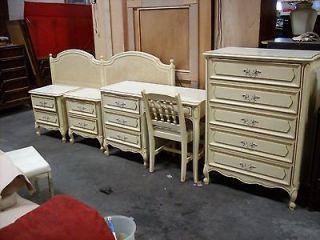 Vintage French Provincial Bedroom Furniture