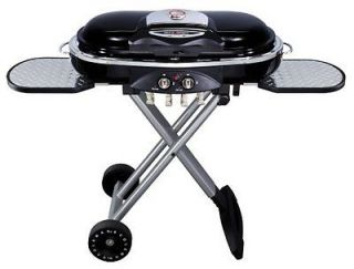 Coleman RoadTrip Grill BBQ Camping Outdoor Cook Gas NEW
