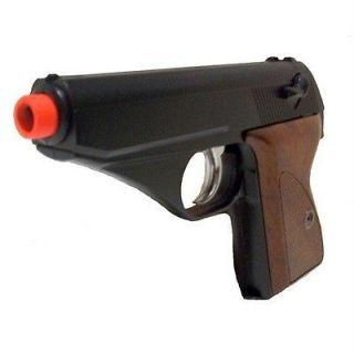 Green Gas Semi Auto Airsoft Gun Full Scale Small Non Blowback Pistol