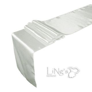 12x108 Satin Table Runner Wedding Party Banquet Decoration Free S/H