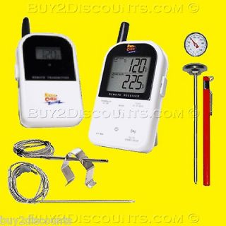 Maverick Dual Probe Meat/BBQ/Smoker Thermometer AUTHORIZED DEALER