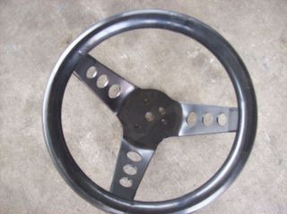 New Go kart parts, Carter kart deep dish steering wheel G647