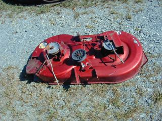 murray lawn mower deck in Parts & Accessories