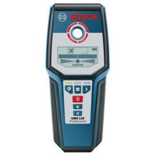 GMS120 Professional Metal Detector Digital Wall Scanner