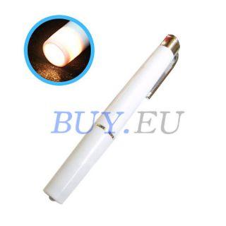 DOCTOR NURSE Medical pen light flashlight pocket torch