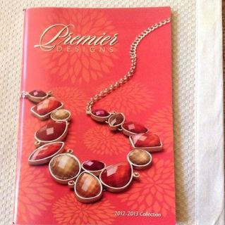 Newly listed Premier Designs Jewelry 2012 2013 Collection Catalog 123