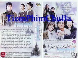 Nguoi Tinh Trong Tuyet tron bo 17 tap DVD phim Han Quoc
