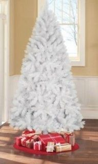 ft White Pine Christmas Tree 642 tips NO LIGHTS NO PROBLEMS