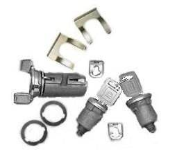 CHEVELLE GMC CHEVROLET PICK UP IGNITION and DOOR LOCK SET CL184