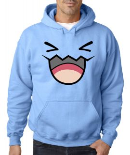 Hooded Sweater Pokemon Anime Black and White Shirt Hoodie Game