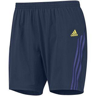 Adidas ClimaCool Mens Supernova Navy Blue Reflective Running Shorts