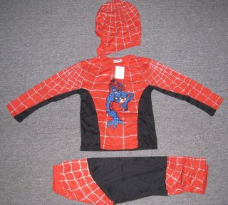 NEW SPIDERMAN Costumes (Latest Most popular) SIZES 3,4,5,6,7,8,9