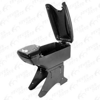CENTER CONSOLE ARMREST BOX W/2 CUP HOLDER FOR UNIVERSAL HOT NEW