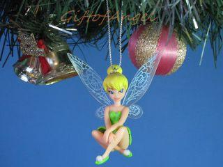 Decoration Ornament Xmas Tree Home Decor Disney Fairies Tinkerbell