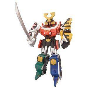 power rangers samurai megazord in Toys & Hobbies