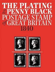 The Plating of the Penny Black Postage Stamp of 1840