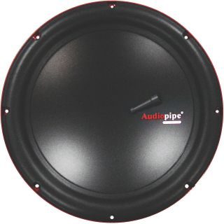 NEW Audiopipe 12 Car Audio Sub Subwoofer 750 Watts Bass Power Woofer