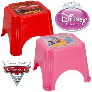Strong Plastic Kids Stool Step Toilet Potty Training Lightweight
