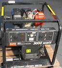 Kipor 3000 watt generator genset KGE 3000TI portable