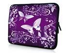Victorias Secret Purple Plum Laptop Netbook Bag Case